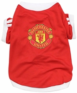 manchester united dog jersey
