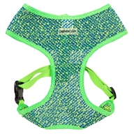 Sport Net harness Green-Blue