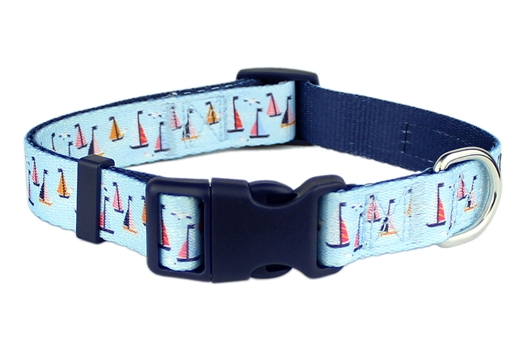 Sail Boats Collar