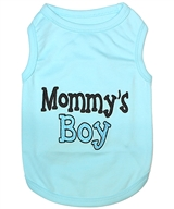 mommys boy dog shirt