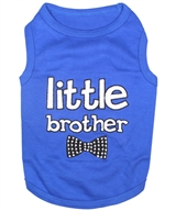 little brother dog shirt