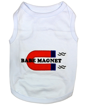 babe magnet dog shirt