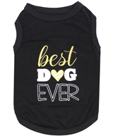 Best Dog Ever dog shirt