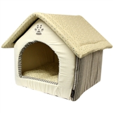almond plush house