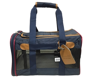 appa travel blue bag