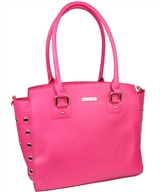 ibiza pet carrier hot pink