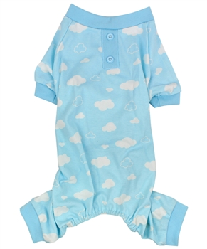 Blue Cloud Pajama