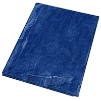 blue poly tarp 5 ft x 7 ft