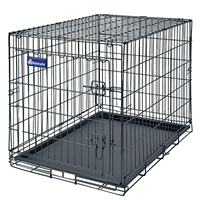 Dog kennel medium 21 in h x 24 in x 18 in