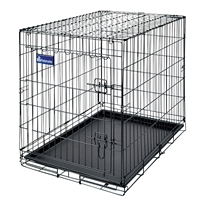 dog kennel large 25 in h x 34 in x 22 in