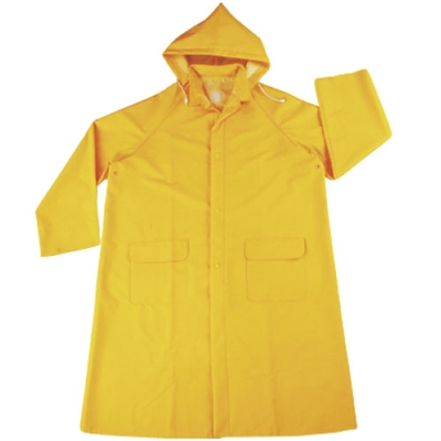 Raincoat with Hood - X-Large