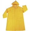 Rain Coat with Hood - XXX-Large