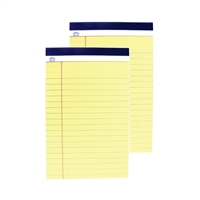 "Note Pads - 5"" x 8"" - 5-Pack"