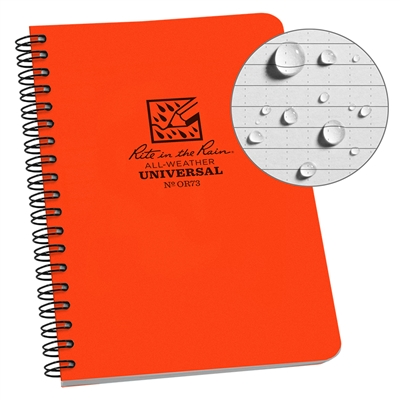 All-Weather Soft Cover 4x7 #OR73 Orange