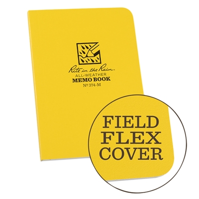 All-Weather Soft Cover Book 3x5 #374-M