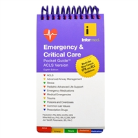 Emergency & Critical Care Pocket Guide - ACLS Version