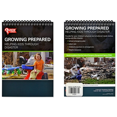 Preparing Children for Disaster Guide