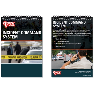 Incident Command System (ICS) Guide