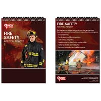 Fire Safety (Are You Ready?) Guide