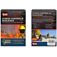 Stress Control & Resilience - for the Wildfire Fire Community