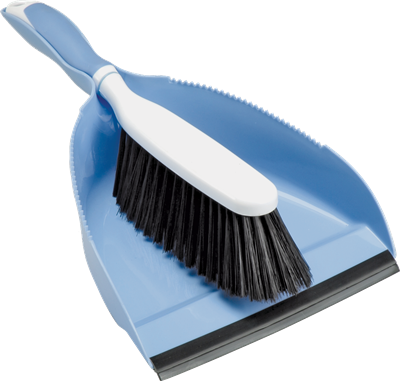 Hand Broom with Dust Pan