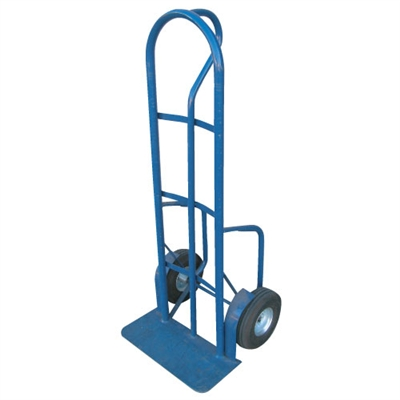 hand truck with 600 pound capacity