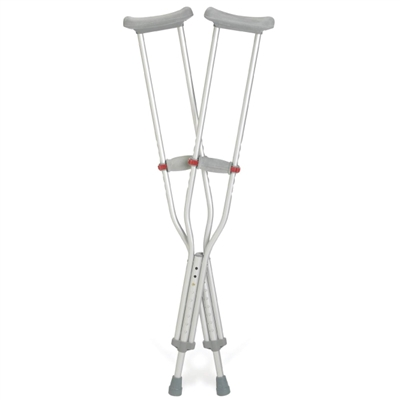 Aluminum Crutches - Adult