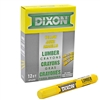 Lumber Marking Crayon Yellow 12 Pack