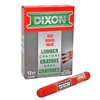 Lumber Marking Crayon Red 12 Pack