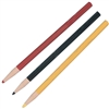 China Marker Pencils - 3 Color Set red, black and yellow