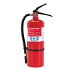 Rechargeable Fire Extinguisher 3A:40B:C - Red