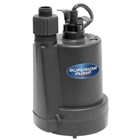 Submersible Pump 1/4 HP