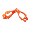 Squids 3400 Glove Clip Holder - Dual Clips - Orange