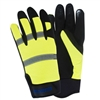 High Visibility Gloves Large