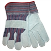 Leather Palm Gloves - Small - 12-Pack