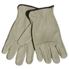 Leather Driver Gloves - Medium