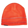 Knit Beanie Hi Visibility Orange