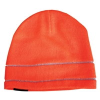 Hi Vis Beanie - Orange