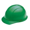 Hard Hat 4-Point Suspension Green