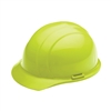 Hard Hat - 4-Point Suspension - Hi-Vis Lime