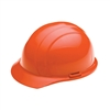 Hard Hat 4 Point Suspension Hi Vis Orange