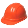 Hard Hat - 6-Point Suspension with Ratchet - Hi Vis Orange