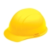 Hard Hat 4 Point Suspension Yellow