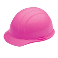 Hard Hat - 4-Point Suspension - Pink