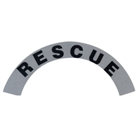 Reflective Rescue Helmet Rocker