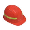 ANSI Hard Hat Reflective Strip - Lime