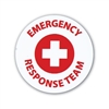 Hard Hat Emblem - Emergency Response Team