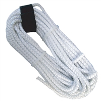 Braided Nylon Rope 1 4 in x 50 Ft