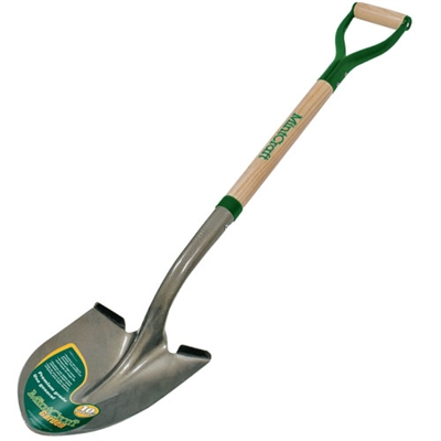D-Handle Digging Shovel