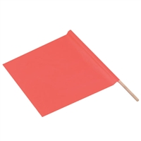 Warning Flag Hi Vis Orange